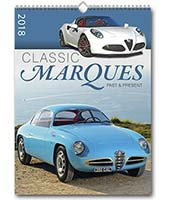 C13 Marques Past & Present Reeve Advertising Calendar