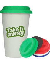Branded Take Away Mugs