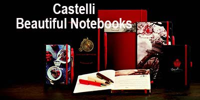 Castelli Custom Notebooks