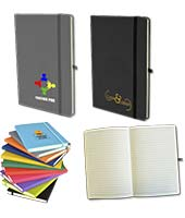 Davos Soft Feel Custom Casebound Notebooks